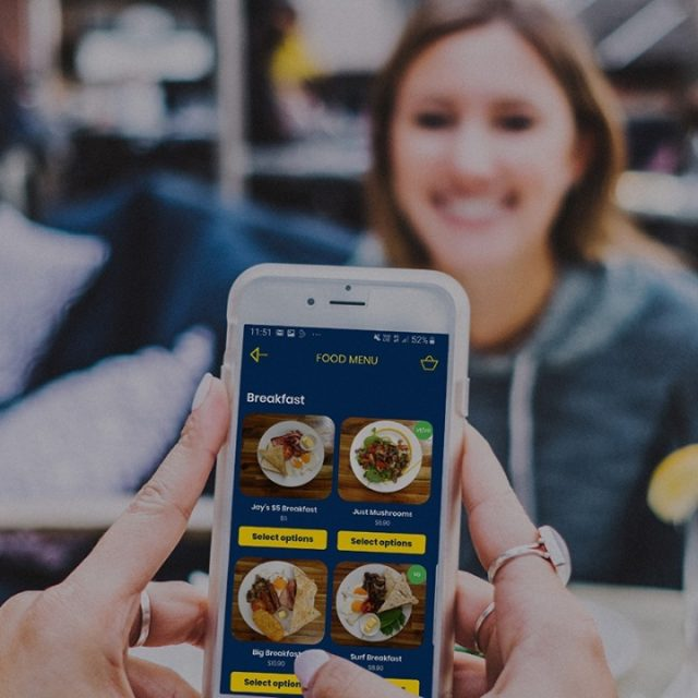 5 reasons why restaurants should have their own app 👇⁠ ⁠ With the changes that we have seen this year, be online become more important than ever! Thinking about the hospitality industry, here are five benefits of implementing information technology solutions in a restaurant business:⁠ ⁠ 📲Better ROI on specials you offer⁠ ⁠ 📲Loyalty programs⁠ ⁠ 📲Location feature:  based deals⁠ ⁠ 📲Online slot reservation⁠ ⁠ 📲Better Processing of Payments⁠ ⁠ Considering this new scenario, developing an app for your company is an essential step into the digital world, but it needs to be done to succeed. ⁠ At Media Shark, we have a team expert in app development, from the idea concept to the marketing stage. If you have an app idea, send us a DM! ⁠ ⁠ #MediaShark #AppDevelopmentAgency